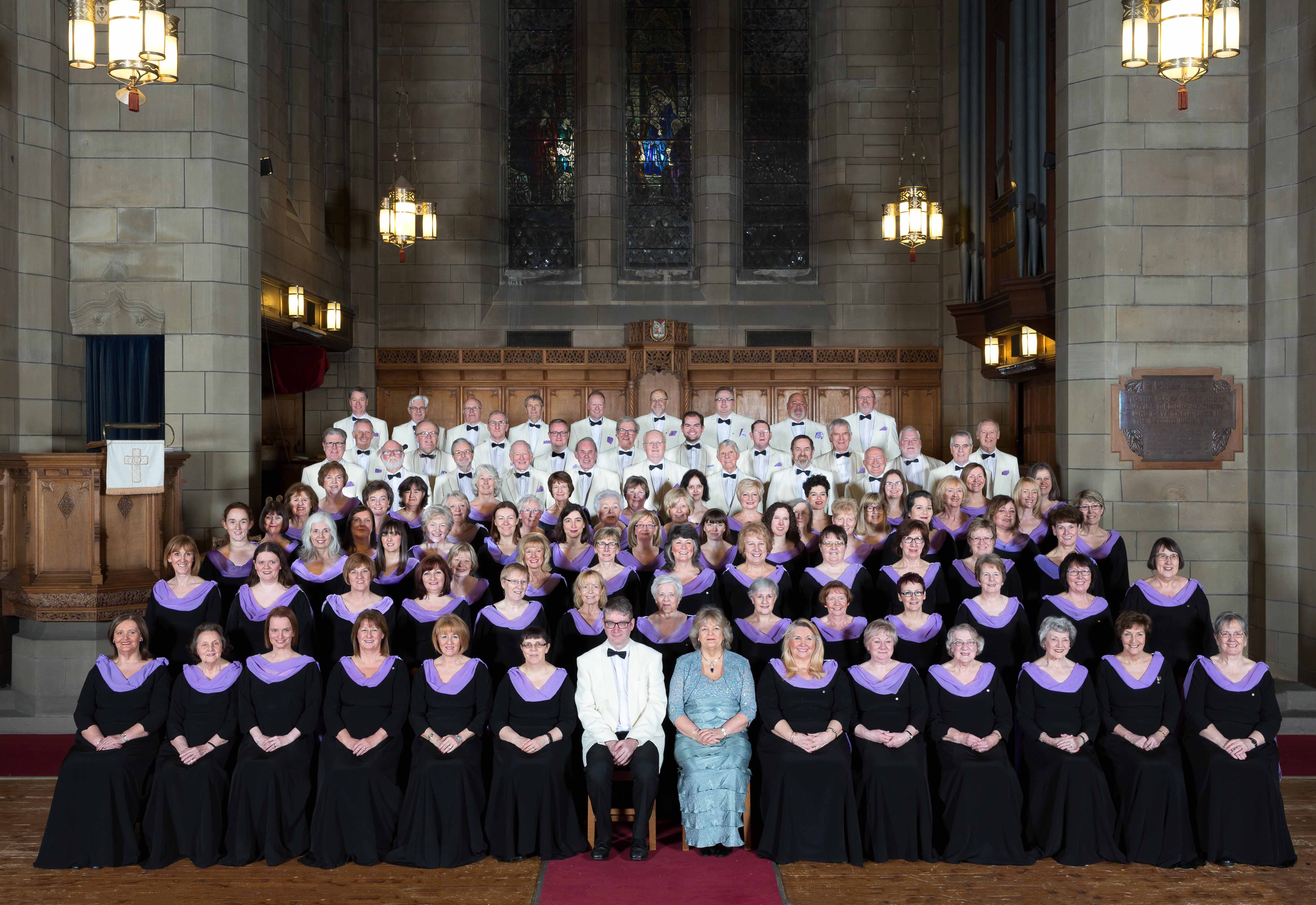 Glasgow Phoenix Choir _ St.John's Renfield Church _ Jan. 2018