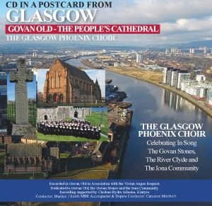Glasgow Phoenix Choir - Govan Old : The People's Cathedral - Postcard CD