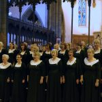Glasgow Phoenix Choir - Marie Curie Scotland North - 23 Sept. 2018