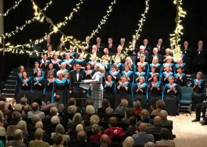 Glasgow Phoenix Choir - Spa Pavilion Strathpeffer - 21 Sept.2018