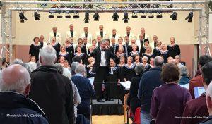 Glasgow Phoenix Choir - Skye Tour - 2019