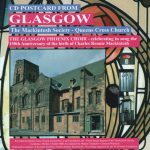 Glasgow Phoenix Choir - Mackintosh Church CD cover