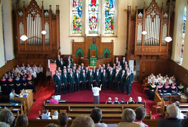 Picture of Hereford Police Choir