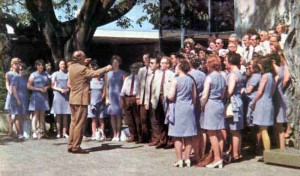 Picture of Choir in 1970s