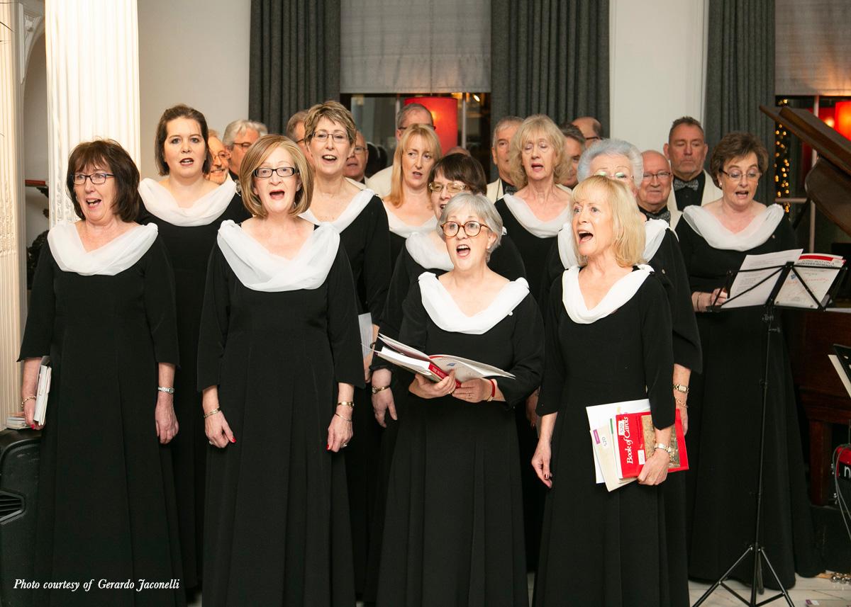 Glasgow Phoenix Choir Xmas 2018