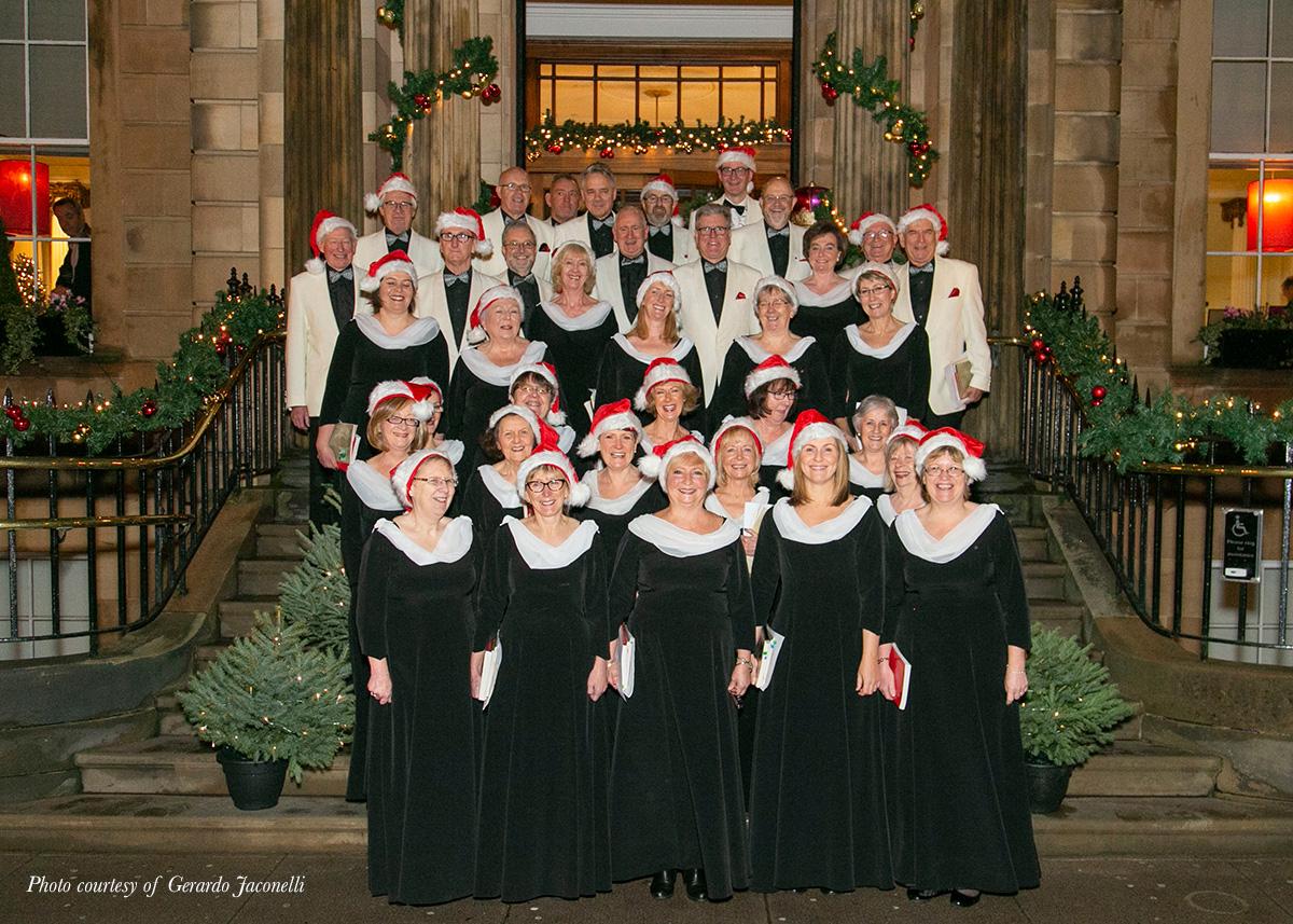 Glasgow Phoenix Choir_Xmas_2018