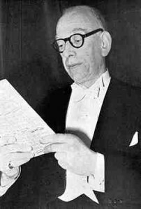 Picture of Robert Howie, Conductor