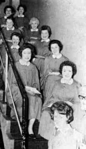 Choir Members at Remscheidt, Germany
