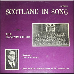 Picture of Album Cover Scotland in Song