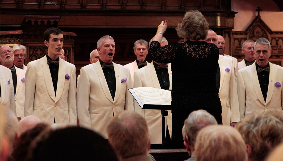 Glasgow Phoenix Choir